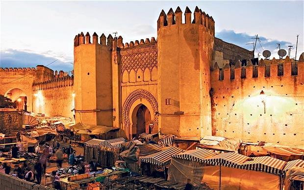 Фес - Мароко