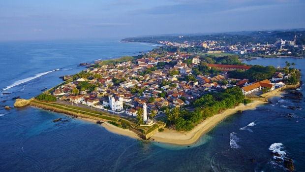 galle fort Шри Ланка