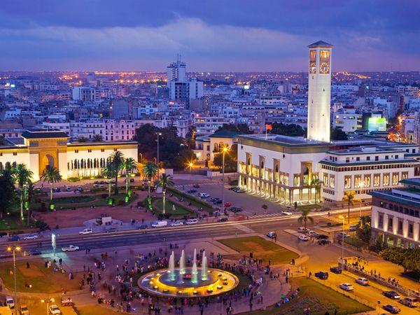 Казабланка - Мароко