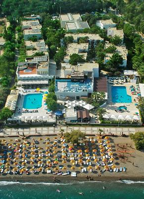 Почивка petunya beach resort 4 бодрум се