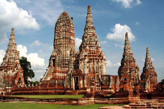нова година в тайланд