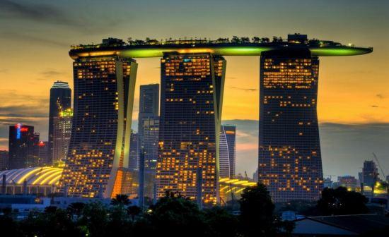 сингапур и остров бали