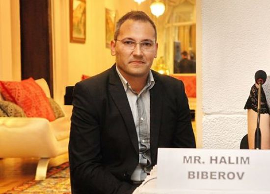Халим Биберов - мениджър изходящ туризъм