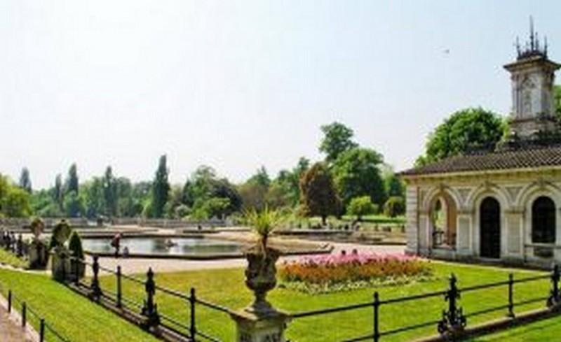 Хайд Парк в Лондон, Англия