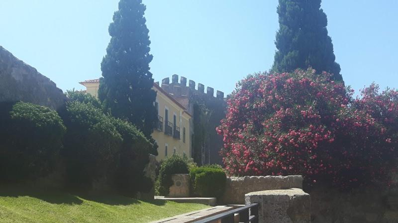 крепостта на Палмела, Португалия