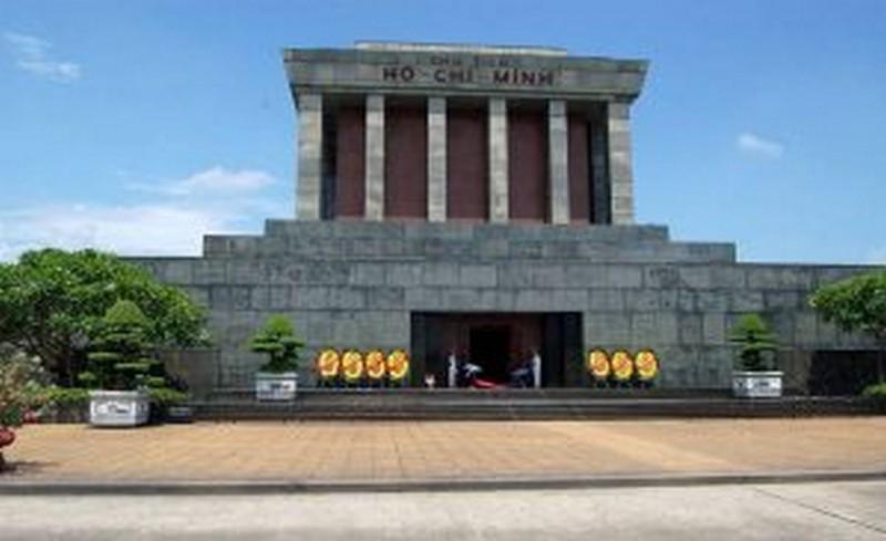 мавзоля на президента Хо Ши Мин