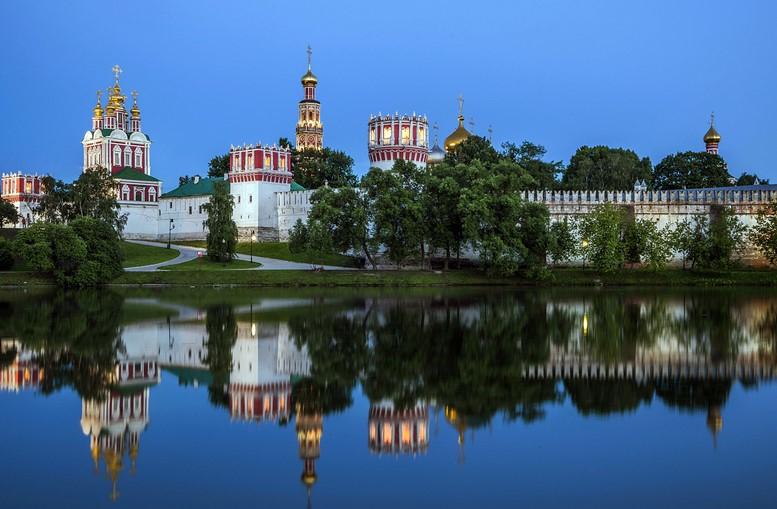новодевически манастир русия