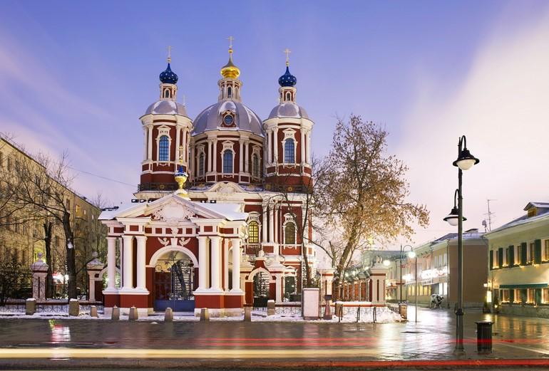 църквата свети Климент