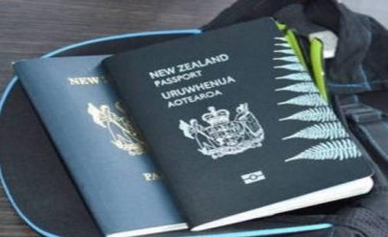 черен паспорт