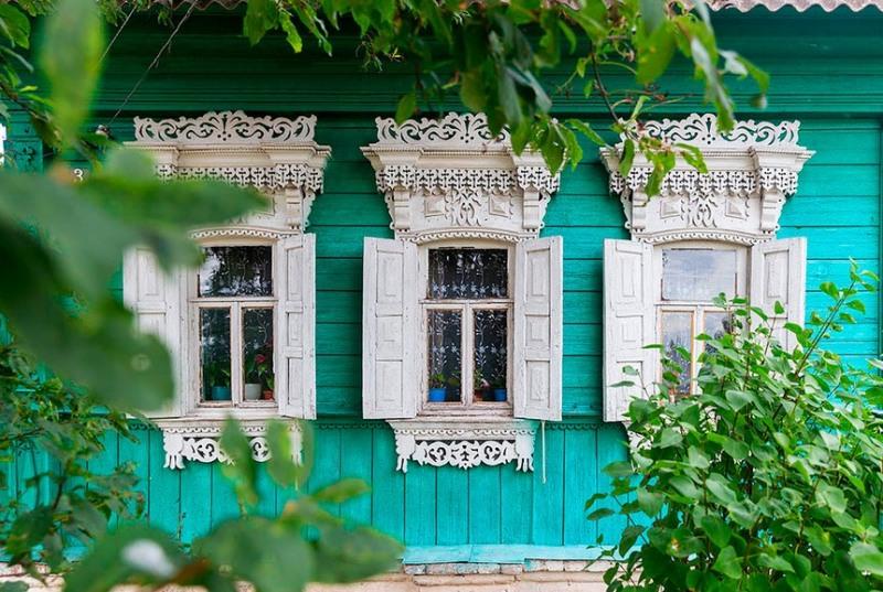 Европейска архитектура в руската реалност