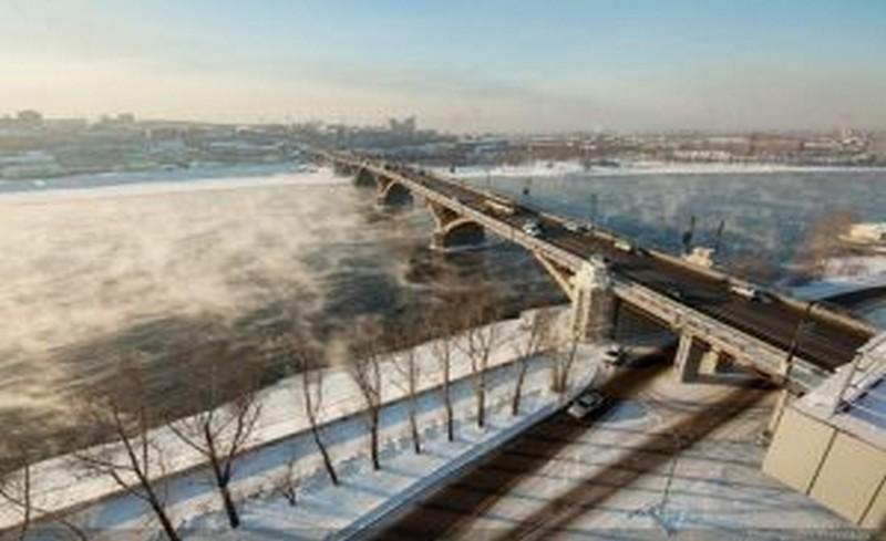Глазковский мост, Иркутск