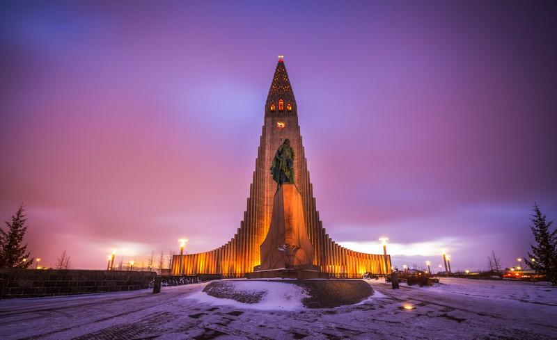 Църквата Халгримур