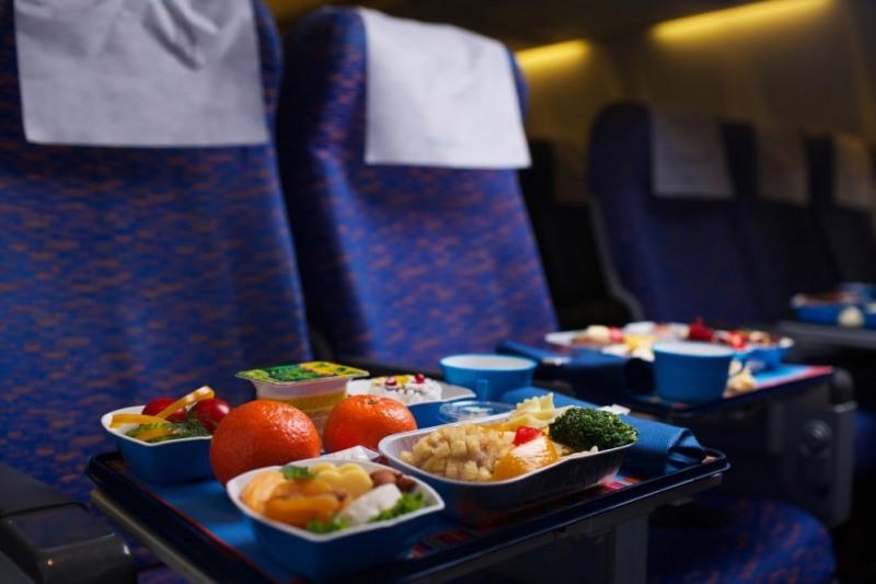 храна на пилотите