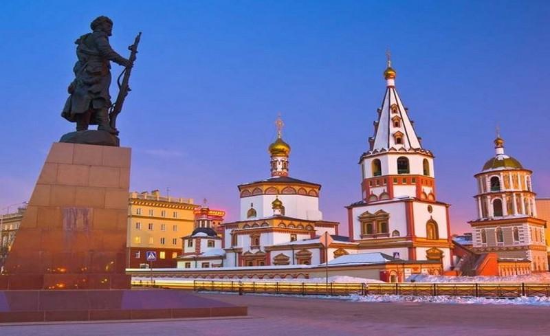 Кзанската църква в Яркутск