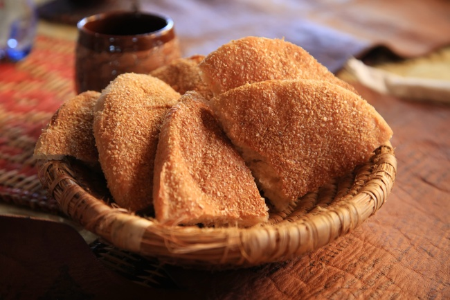 в Мароко хляб не се изхвърля