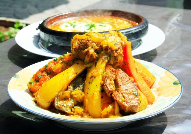 Мароко месо