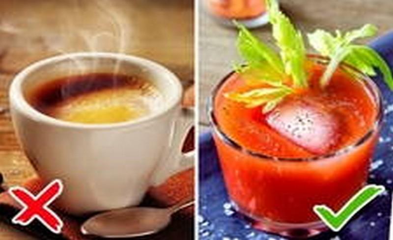 чай или кафе