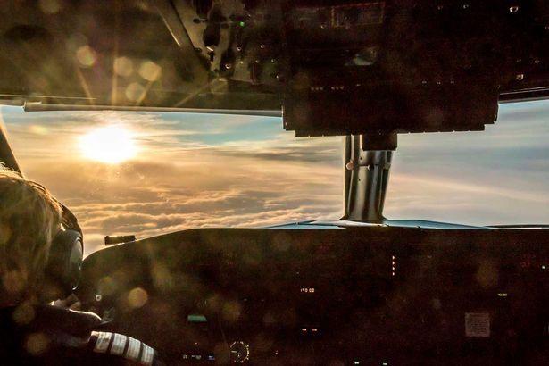 полет на голяма височина