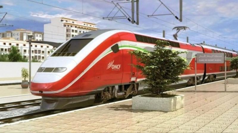 скоростен влак в Мароко