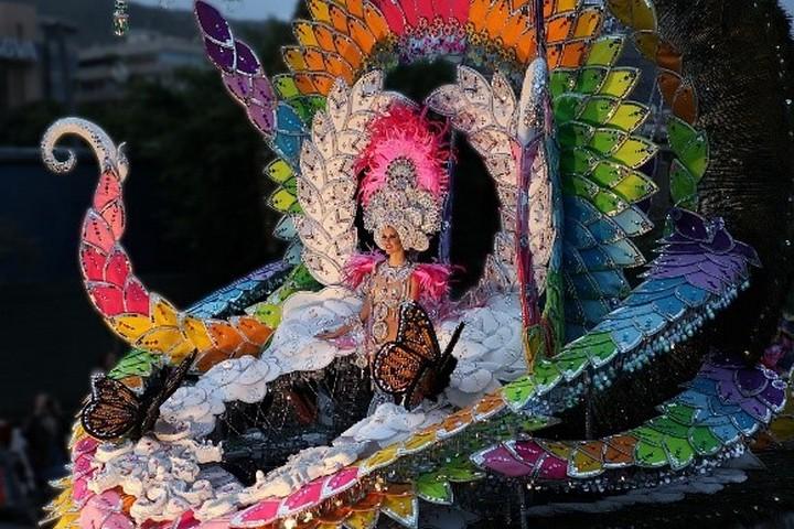 карнавали в тенерифе