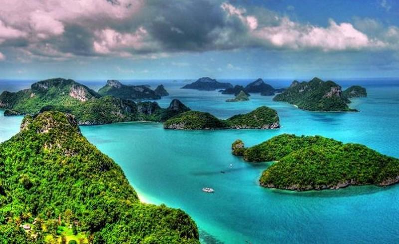 забележителности тайланд