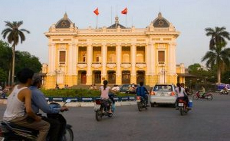 виетнамски воден куклен театър