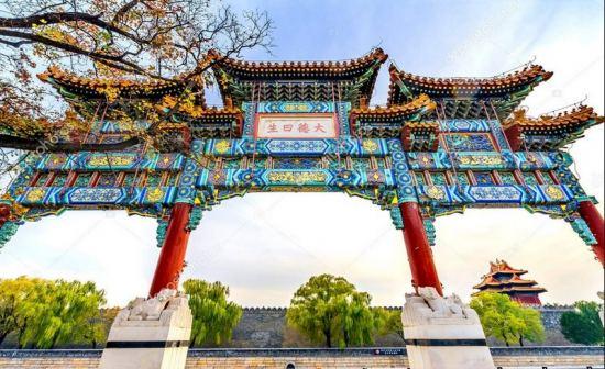 пътуване до китай