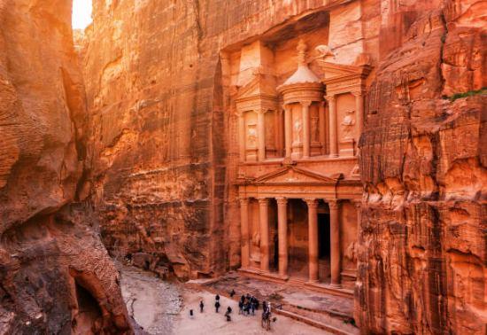 екскурзия до йордания
