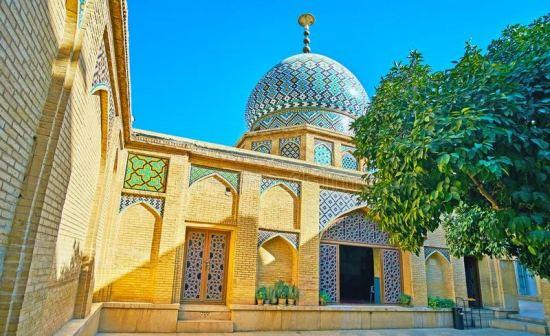 екскурзия иран