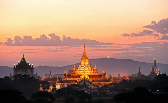 екскурзия до мианмар