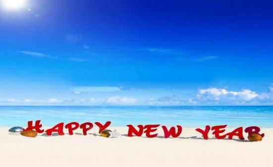 екзотична нова година на малдивите